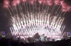 Spectators banned from Sydney's New Year's fireworks