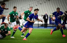 France out-half Ntamack a doubt to be fit for start of the Six Nations