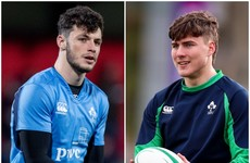 20-year-old Leinster pair set for debuts as Connacht look for upset at the RDS