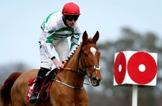 Jack Kennedy forced to stand down from Leopardstown following collarbone X-ray