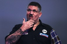 Gary Anderson criticises Austrian opponent's pace of play after reaching last 16