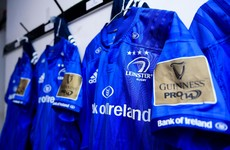 Two Leinster players test positive for Covid-19