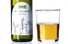 IKEA starts serving beer