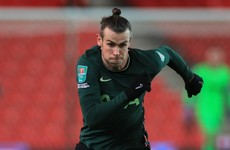 Spurs blow as Gareth Bale sidelined by calf injury