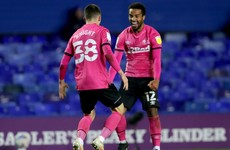 Knight on cue as Derby thump Birmingham to climb out of relegation zone