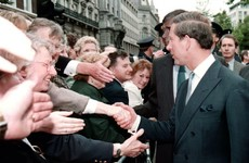 Prince Charles' 1996 visit to Ireland was scrapped amid safety concerns, records show