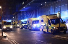 Covid-19: UK health service facing 'unsustainable' pressure as ambulances queue outside hospitals