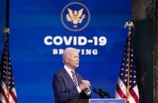 Biden criticises Trump administration over pace of Covid-19 vaccine rollout