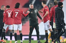 Ole Gunnar Solskjaer plays down talk of a Manchester United title challenge