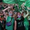 Argentina's Senate passes law to legalise abortion