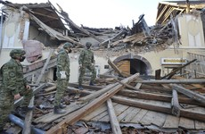 Fresh tremors shake Croatia after seven die in deadly earthquake