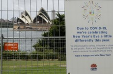 Countries around the world prepared for muted New Year's Eve celebrations due to Covid-19