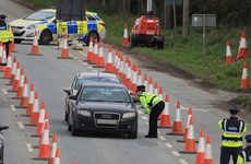 Gardaí to carry out checkpoints within local areas as country enters Level 5 restrictions