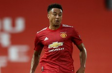 Man Utd trigger one-year extension clause in Jesse Lingard contract