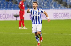 Early pacesetters Real Sociedad end slump with victory over rivals in the Basque derby