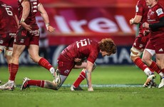 Ben Healy fit to start for Munster as Ulster load up on international experience