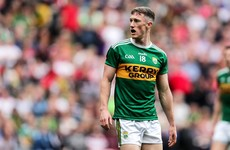 All-Ireland winner Jonathan Lyne calls time on inter-county career with Kerry
