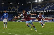 Clean sheet for Ireland's number one on return, as West Ham edge Everton