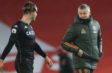 Ole Gunnar Solskjaer delighted with win over Aston Villa but wary of title talk