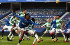 Rangers cement top spot as Callum McGregor own goal settles Old Firm derby