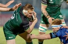 Connacht win thriller to secure first away win over Leinster in 19 years