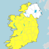 National weather warning issued as temperatures forecast to fall below freezing