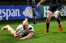 Ulster sustain streak with drab inter-pro win over Munster