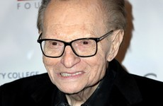 Veteran US broadcaster Larry King hospitalised with Covid-19