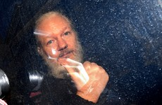WikiLeaks call for US to drop charges against Julian Assange