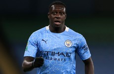 'Disappointed' Manchester City investigating Covid-19 breach by Mendy on New Year's Eve