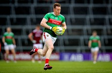 Mayo veteran Donal Vaughan calls time on inter-county football career