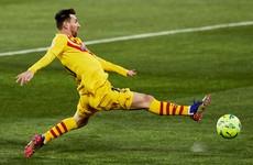 Messi makes 500th La Liga appearance as Suarez's late winner helps Atletico reclaim top spot