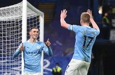 Manchester City brush off Covid absentees to outclass struggling Chelsea