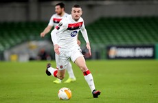 Dundalk star Duffy signs new contract ahead of 2021 campaign