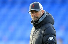 Liverpool boss Jurgen Klopp insists he will not spend just for the sake of it