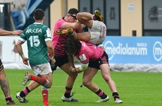 Bayonne withdraw from their remaining European fixtures