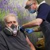 Oxford coronavirus vaccine rollout begins in Northern Ireland