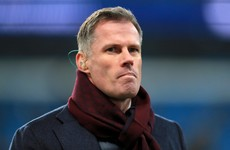 Jamie Carragher steps in to sponsor Marine's FA Cup tie with Tottenham