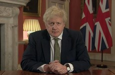 Boris Johnson announces new national lockdown for England