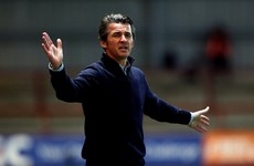 Joey Barton leaves Fleetwood after one win in last seven League One games