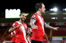 Danny Ings does the damage as Liverpool go down at Southampton