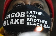 No police officers charged over shooting of African American Jacob Blake