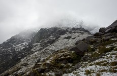 Nine people rescued from Devil's Ladder on Carrauntoohil amid icy conditions