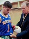 Joe Winters, revered NY businessman and boxing manager - including to Joe Ward - dies aged 54