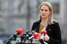 Justice Minister Helen McEntee tests positive for Covid-19