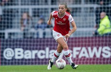 Ireland captain Katie McCabe among 3 Arsenal players under fire for controversial Dubai trip