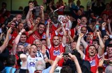 2017 Munster hurling winning captain retires from Cork duty