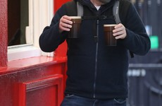 'Forget about takeaway pints': Taoiseach hits out at selling drink on streets – but no ban