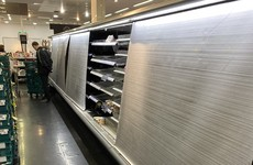 Empty shelves in M&S not sign of post-Brexit food supply problems, industry body says