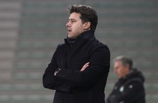 PSG held by St Etienne in first game under Mauricio Pochettino